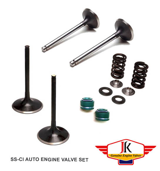 Auto Parts Engine Valve - Diesel Engine Valve